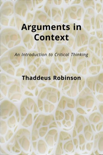 Cover image for Arguments in Context