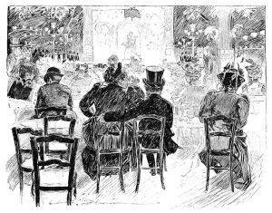 Café-Chantant